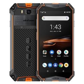 Ulefone Armor 3W Rugged Phone Dual 4G 6GB+64GB (Orange)