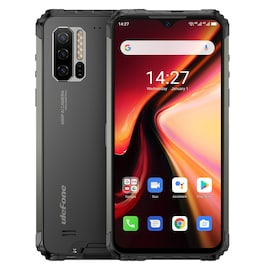 Ulefone Armor 7 Rugged Phone 48MP Camera 8GB+128GB (Black)