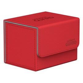 Ultimate Guard Deck Case Sidewinder 100+ Standard XenoSkin Czerwone