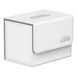 Ultimate Guard Deck Case Sidewinder 80+ Standard XenoSkin Biały