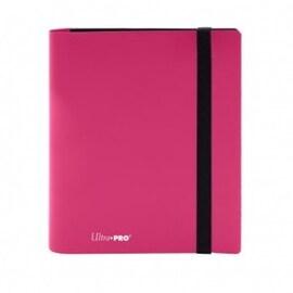 Ultra-Pro Klaser Eclipse Pro-Binder - Hot Pink (160 kart)