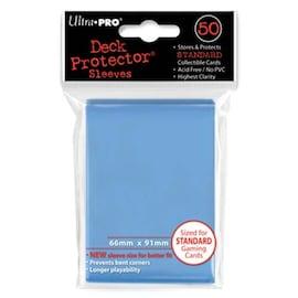 Ultra-Pro Koszulki Deck Protector Standard 66x91 - Jasno Niebieskie (50szt)