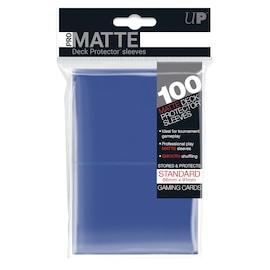 Ultra-Pro Koszulki Pro-Matte Standard 66x91 - Niebieskie (100szt)