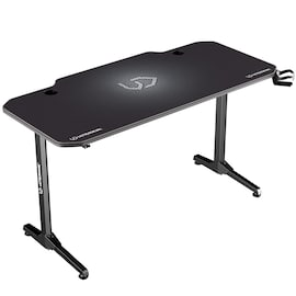 ULTRADESK FRAG GRAPHITE - gaming desk 140x66 cm Gaming