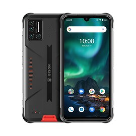 UMIDIGI BISON Rugged Phone, 6GB+128GB (Orange) Orange 128 GB 6 GB