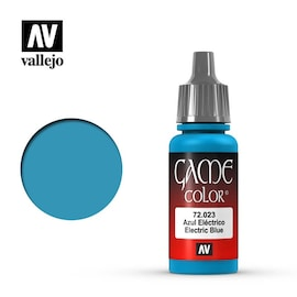 Vallejo Game Color 72.023 Electric Blue
