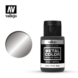 Vallejo Metal Color 77.712 Steel