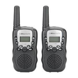 Walkie Talkie - 5 To 8KM Range, 22 USA Channels, 8 Europe Channels, Flash Light, Battery Indicator