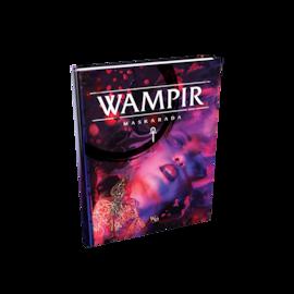 Wampir Maskarada - Podręcznik Główny