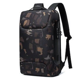WaterProof Multifunctional Anti Thief Backpack for Business with Locking Code and USB Port Other