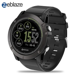 Waterproof Smartwatch IP67 Zeblaze VIBE3 HR for IOS-Android - IPS Screen-Color Display-Heart Rate Monitor