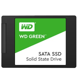 WD Green 2.5Inch 240GB SATA3 SSD 540MB/s Read 2.5inch/7mm
