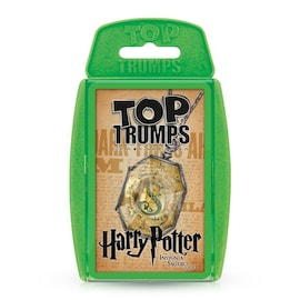 Winning Moves Gra Karty Top Trumps Harry Potter Insygnia 1