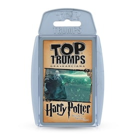 Winning Moves Gra Karty Top Trumps Harry Potter Insygnia 2