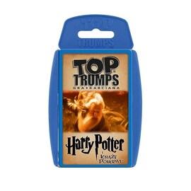 Winning Moves Gra Karty Top Trumps Harry Potter Ksiaze półkrwi