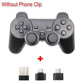 Wireless Controller For PS3, Android Phone, PC, PS3, TV Box Black