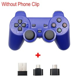 Wireless Controller For PS3, Android Phone, PC, PS3, TV Box Blue