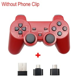 Wireless Controller For PS3, Android Phone, PC, PS3, TV Box Red