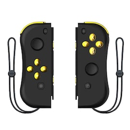 Wireless Joysticks for Nintendo Switch (L and R) Gold