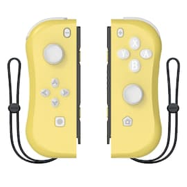 Wireless Joysticks for Nintendo Switch (L and R) Yellow