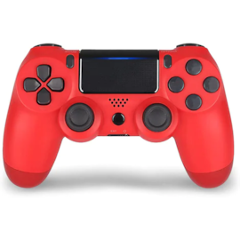 Wireless PS4 Controller for PS4 Pro Slim and Standard - Orange Blue