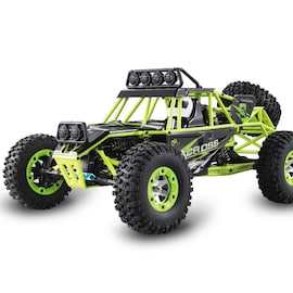 WLtoys 12428 1:12 4WD Crawler RC Car Electric Four-wheel Drive Climbing RC Car with LED Light RTR