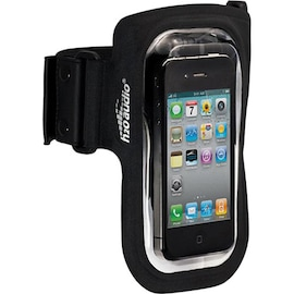 X-1 (Powered by H2O Audio) Amphibx Fit Waterproof Armband for Smartphones (Black)