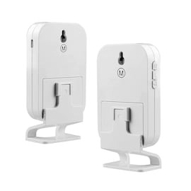 x M7 Welcome Motion Sensor Security Alarm 32 Songs DoorBell Chime Wireless Smart Home LED Night Light Door Window Store