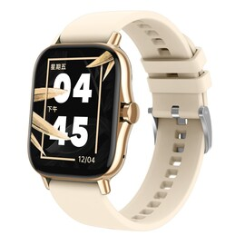 Xiaomi IP68 smartwatch for W&M with  Multi-sport mode Gold