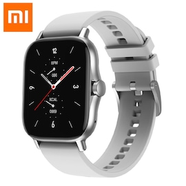 Xiaomi IP68 smartwatch for W&M with  Multi-sport mode Silver