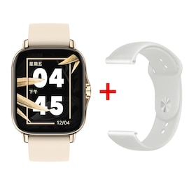 Xiaomi IP68 smartwatch for W&M with  Multi-sport mode White