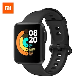 Xiaomi Mi Watch Lite Bluetooth Global Version Black