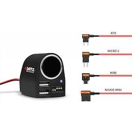 Zasilacz Samochodowy Xblitz R5 Power