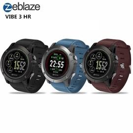 Zeblaze VIBE3 ECG Smart Watch Men Sport Waterproof Electrocardiogram Sleep Monitoring Fitness Tracker Red CHINA