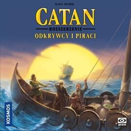 Catan: Odkrywcy i Piraci (dodatek)