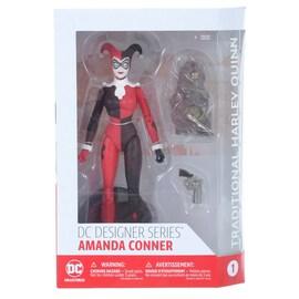 DC Coll Designer Series HARLEY QUINN 1 Amanda Conn