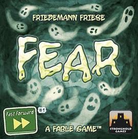 Fear - Fast Forward Series 1 - EN