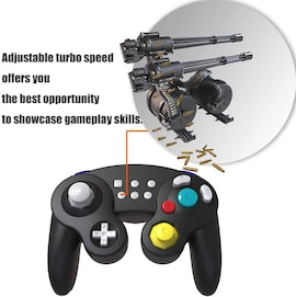 Bluetooth Wireless Pro Controller for Nintendo Switch and PC Support Motion Control