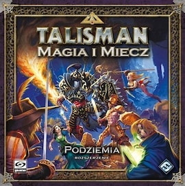 Talisman Magia i Miecz Podziemia