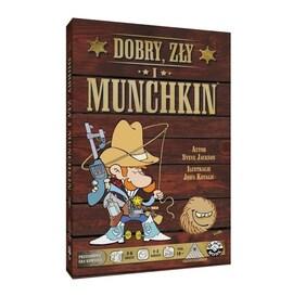 Black Monk Gra Dobry, Zły i Munchkin
