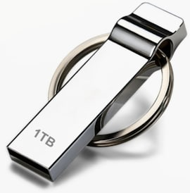USB 2.0 Flash Drive Disk Memory Stick Thumb Storage Protable Mini Stick 1TB