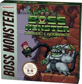 Trefl Boss Monster Twarde lądowanie Dodatek 2 (262609)