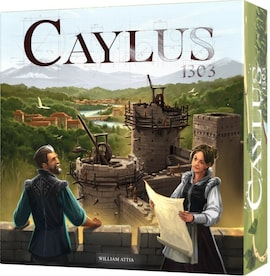 Rebel Gra Caylus 1303 (Edycja Polska)