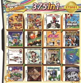 375 in 1 Hot Video Game Cartridge For Nintendo DS 2DS 3DS Console Nintendo 3DS