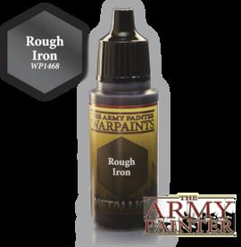 Army Painter Metallics - Rough Iron