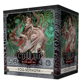 Cthulhu: Death May Die - Yog-Sothoth