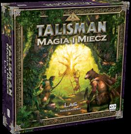 Talisman Magia i Miecz: Las