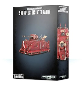 Adeptus Mechanicus Skorpius Disintegrator / Dunerider