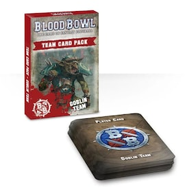 Blood Bowl: Goblin Team Card Pack