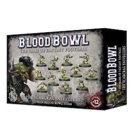 Blood Bowl Scarcrag Snivellers Team